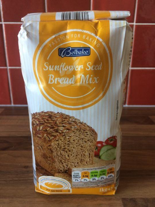 OOD Sunflower Seed Bread Mix