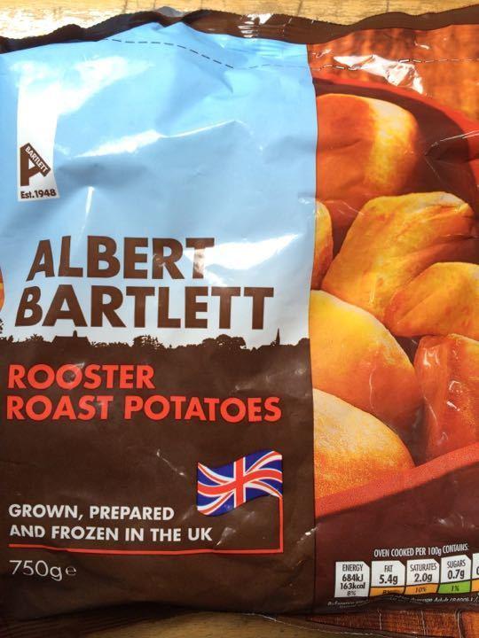 roast potatoes (frozen)