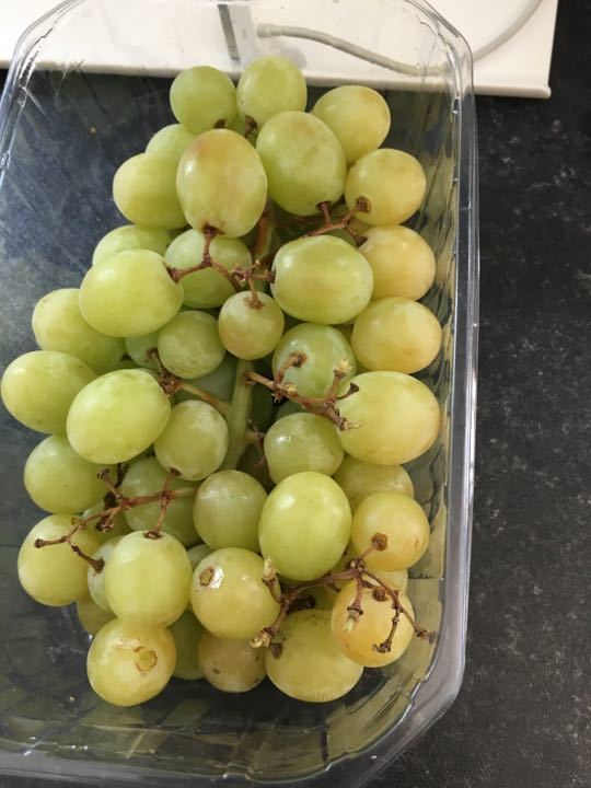 Pack of grapes