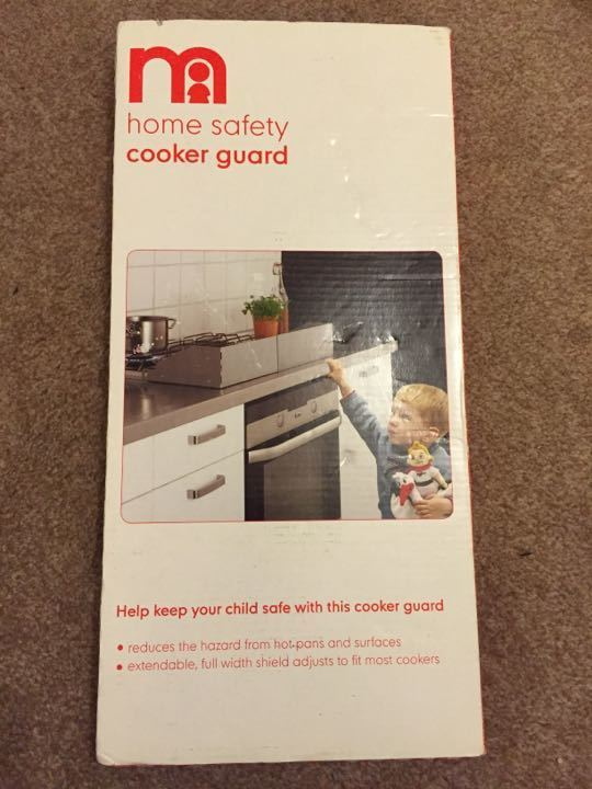 Home Safety Cooker Guard
