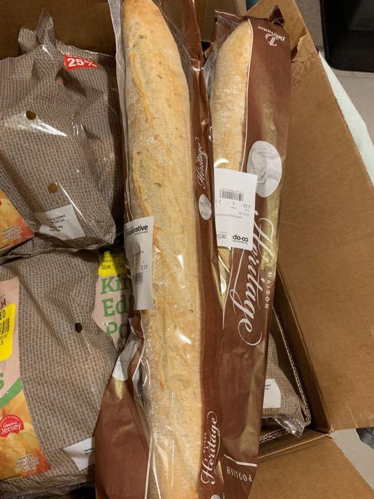 Heritage baguette x 2