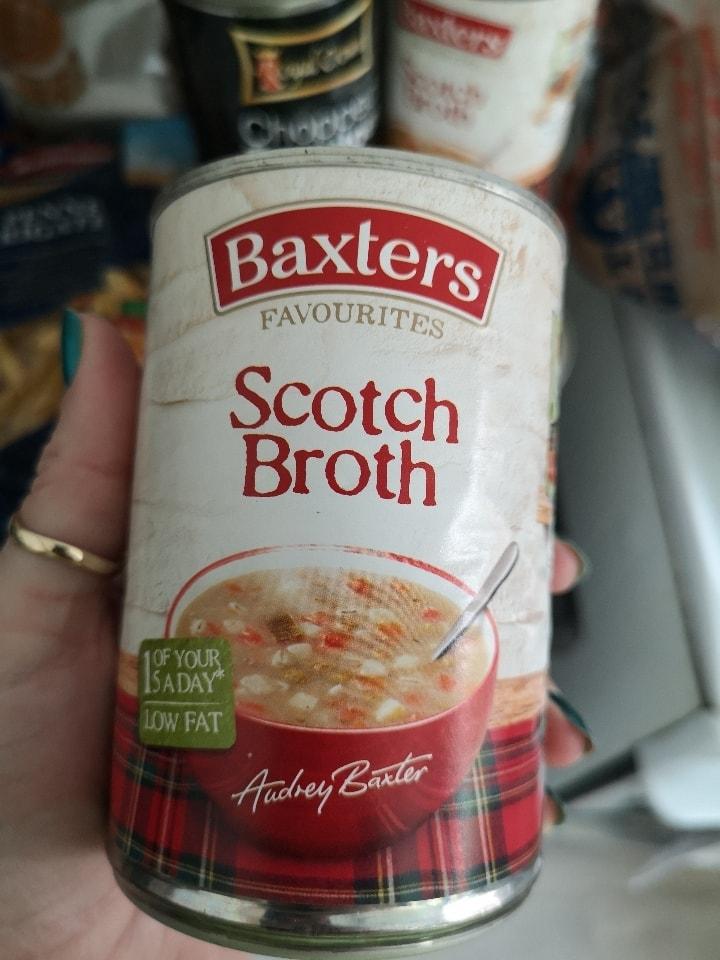 Scotch broth soup 🎂