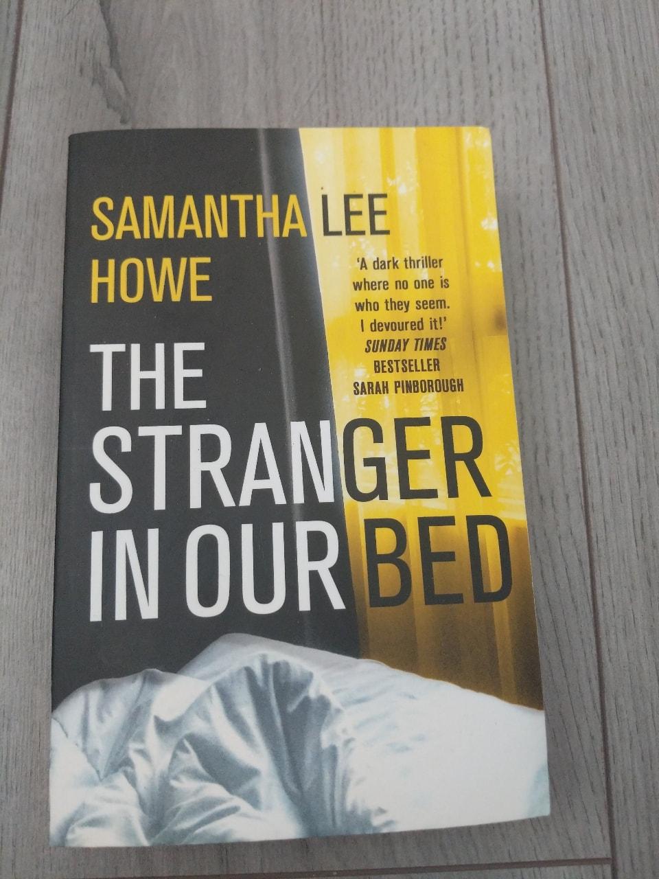 Samantha Lee Howe novel