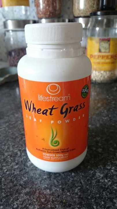 Wheatgrass powder 100g