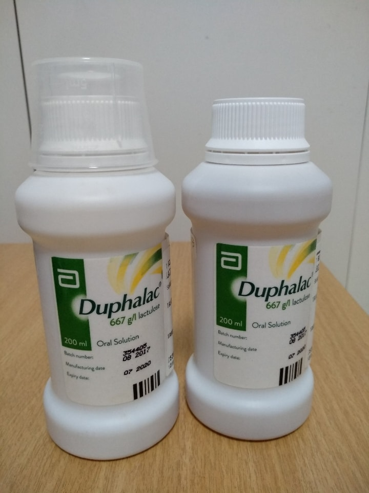 Medicine-Duphalac treat chronic constipation (Expire July 2020)