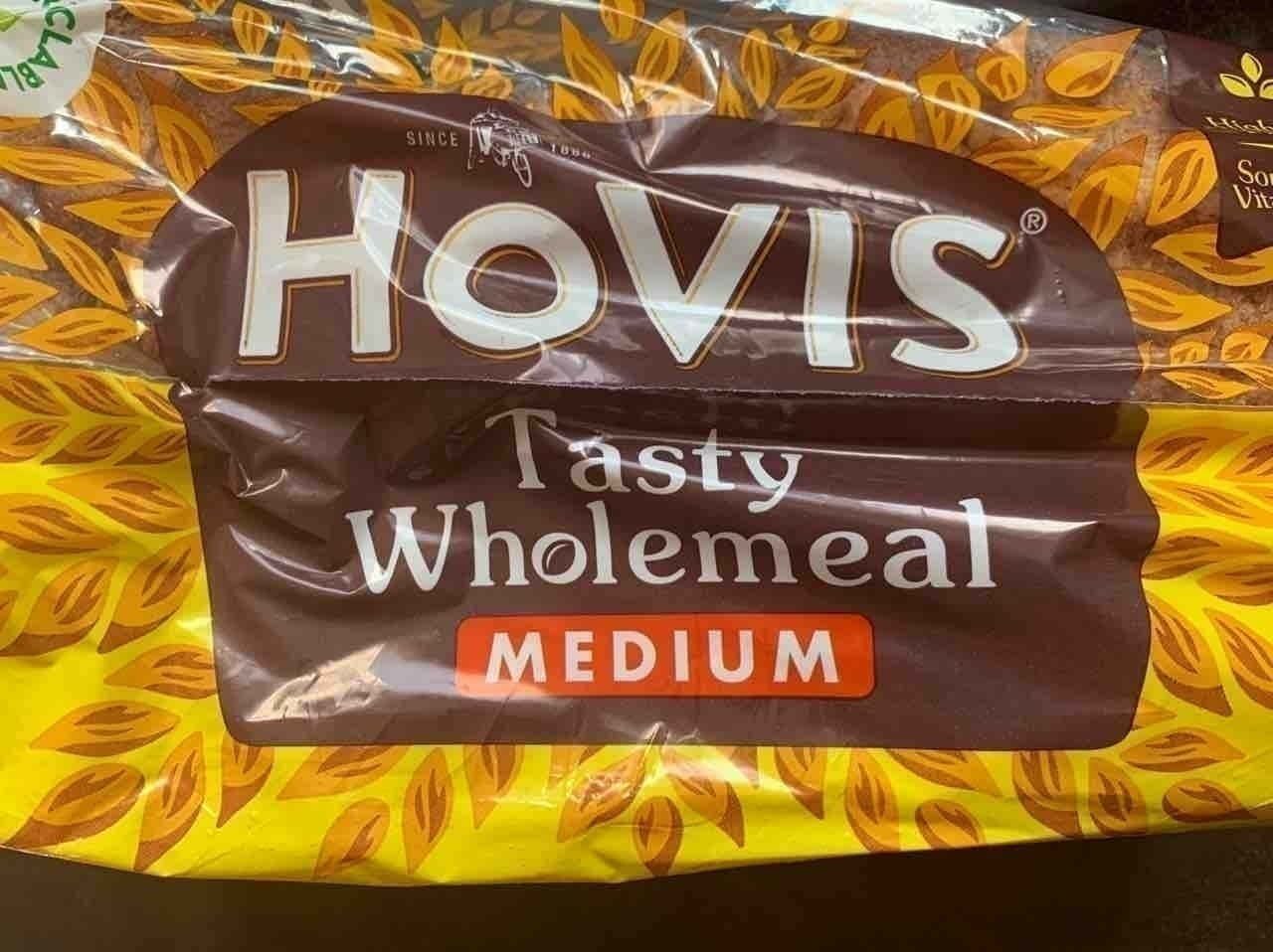 Hovis tasty whole meal sliced bread (lots)