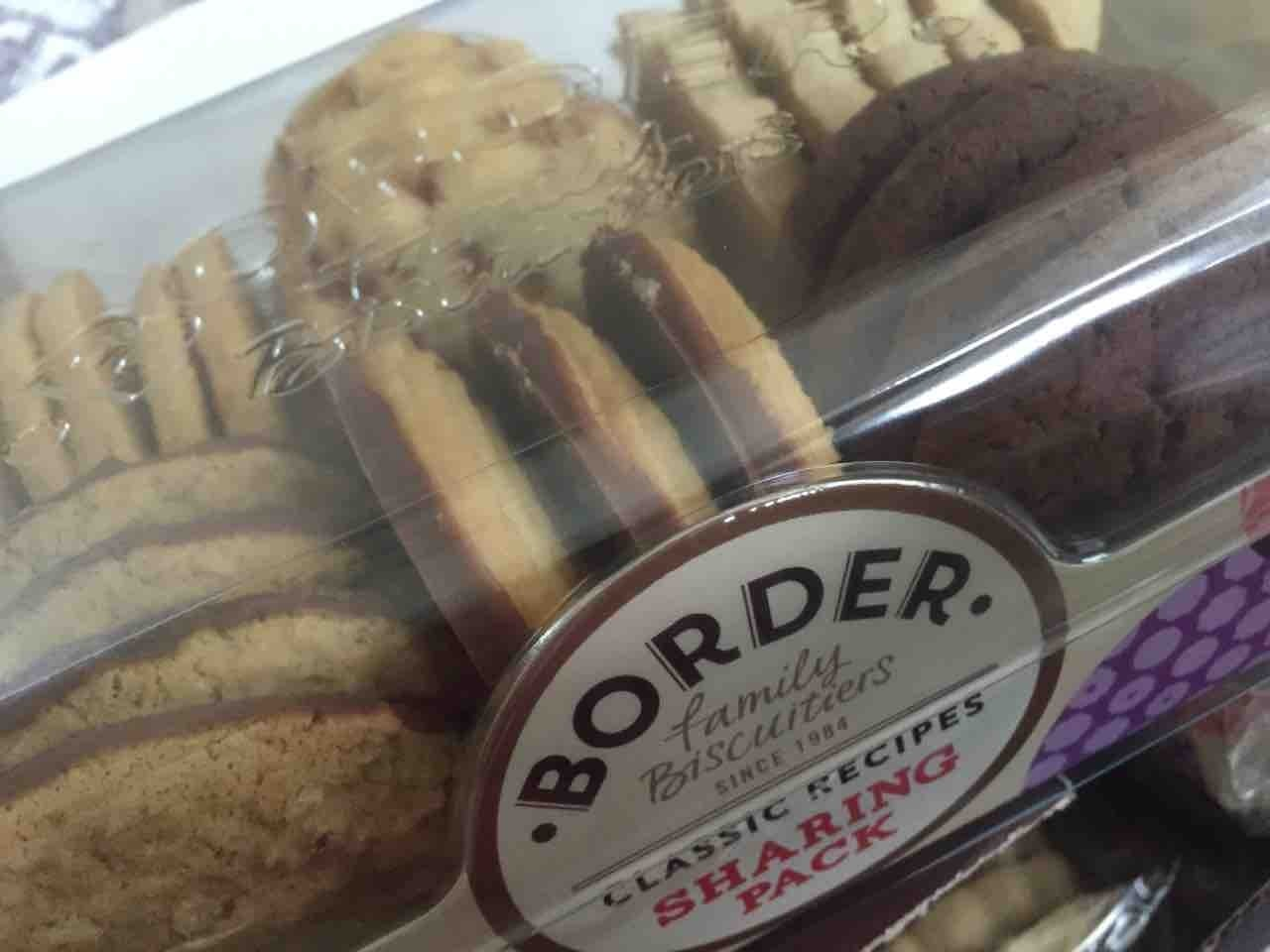 Biscuits sharing pack