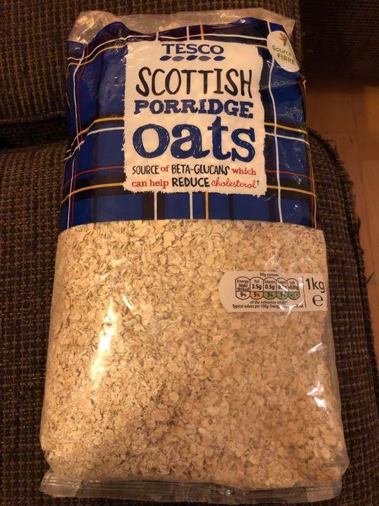 1kg porridge oats