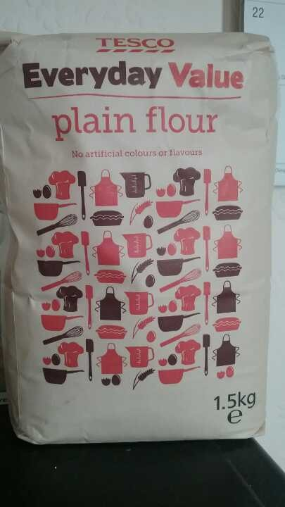 All purpose plain flour