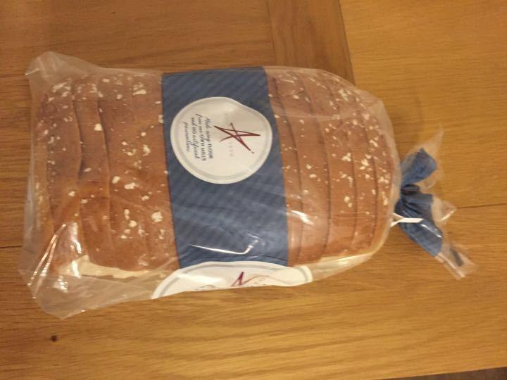 Allison's Rustic White Loaf
