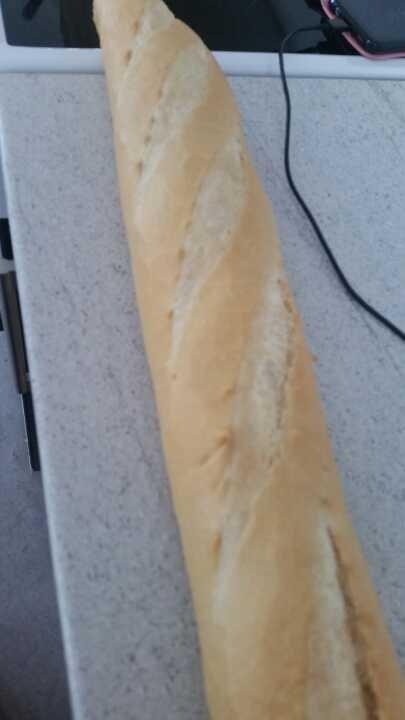 1/2 French stick
