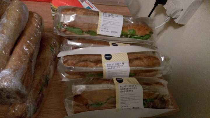 Sanwiches