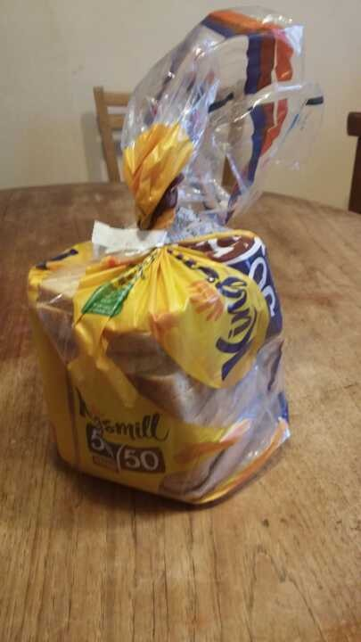 Kingsmill white bread