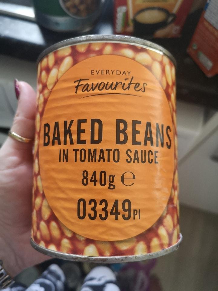 840g beans