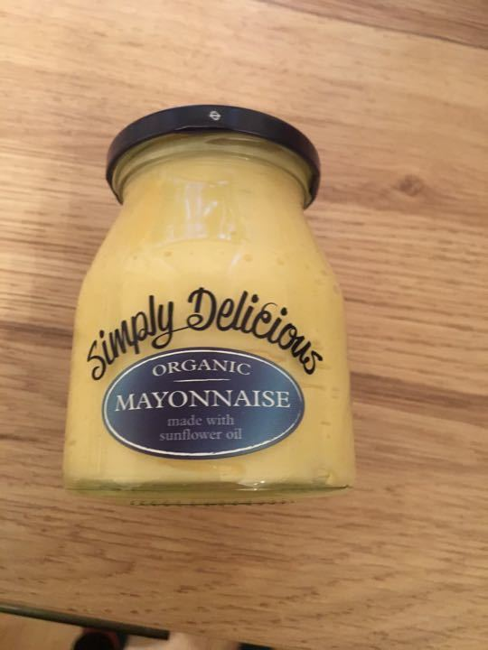 Out of date organic mayonnaise