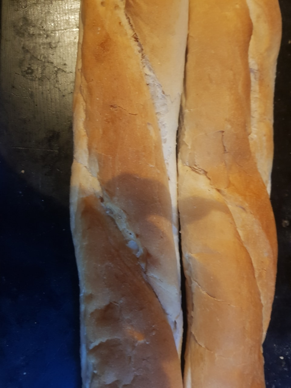 6 min french baguette