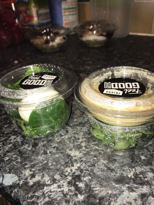 FRISKA small protein pots