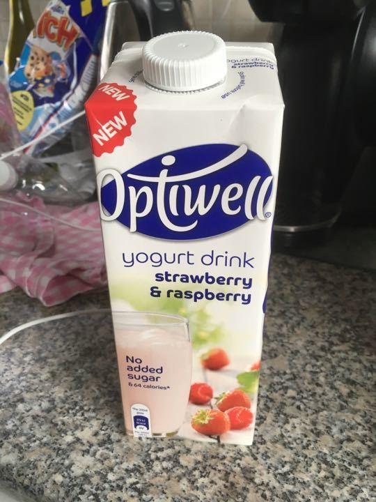 Unopened Yoghurt drink