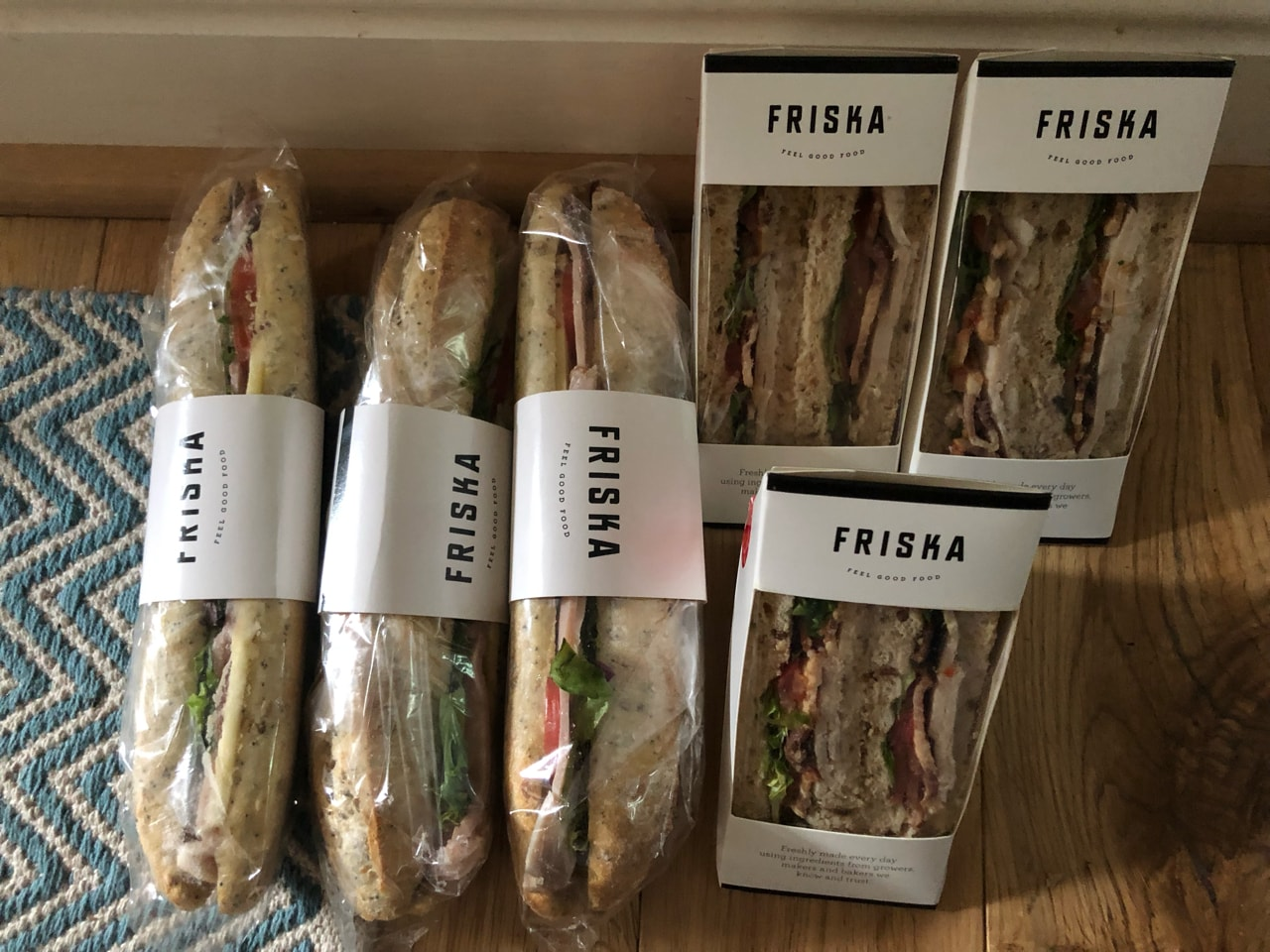Friska - meaty selection