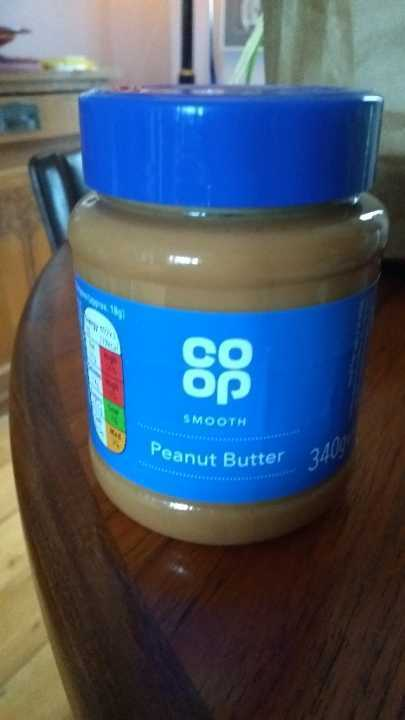 Coop smooth peanut butter