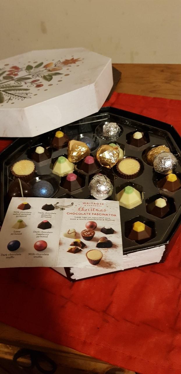 Waitrose chocolates