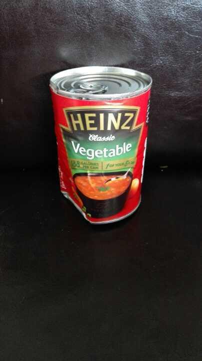 Heinz Classic vegetable soup