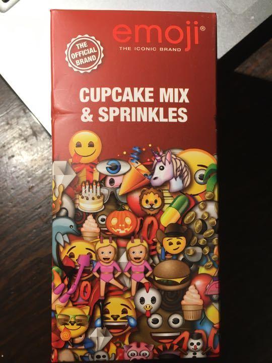 Cupcake mix