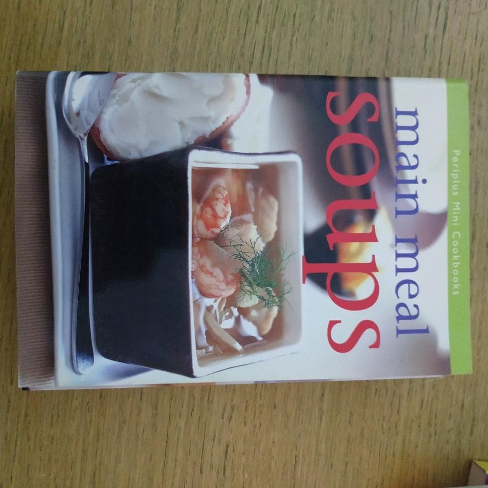 Cookbook - Main meal soups