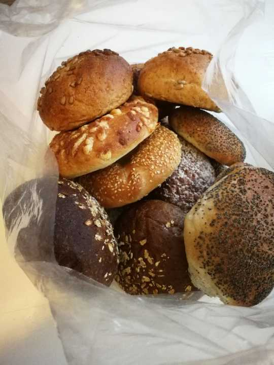 Bread (from Pesso)