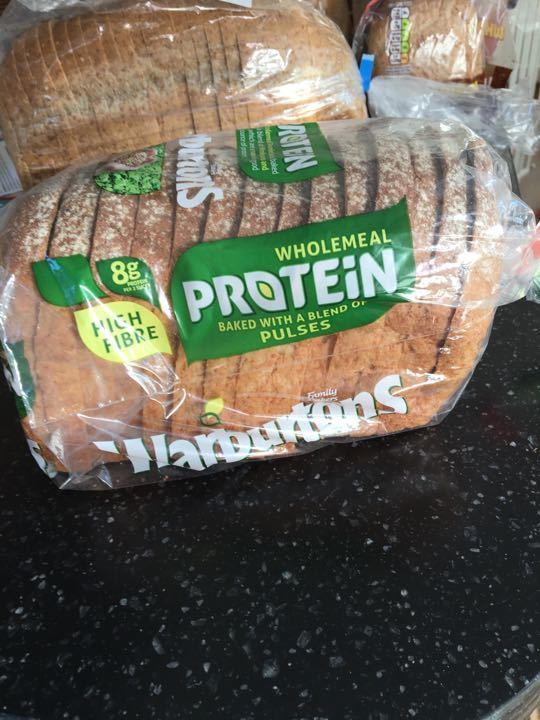 Warburtons protein wholemeal