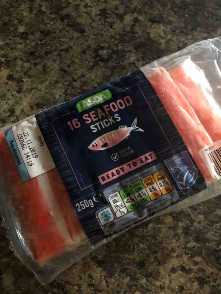 Seafood sticks