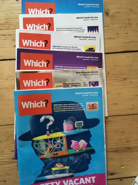 6 which magazines