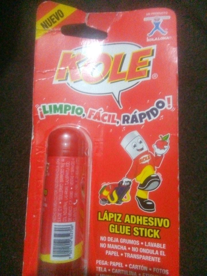 Lapiz adhesivo