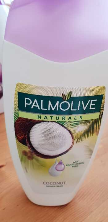 Palmolive shower cream