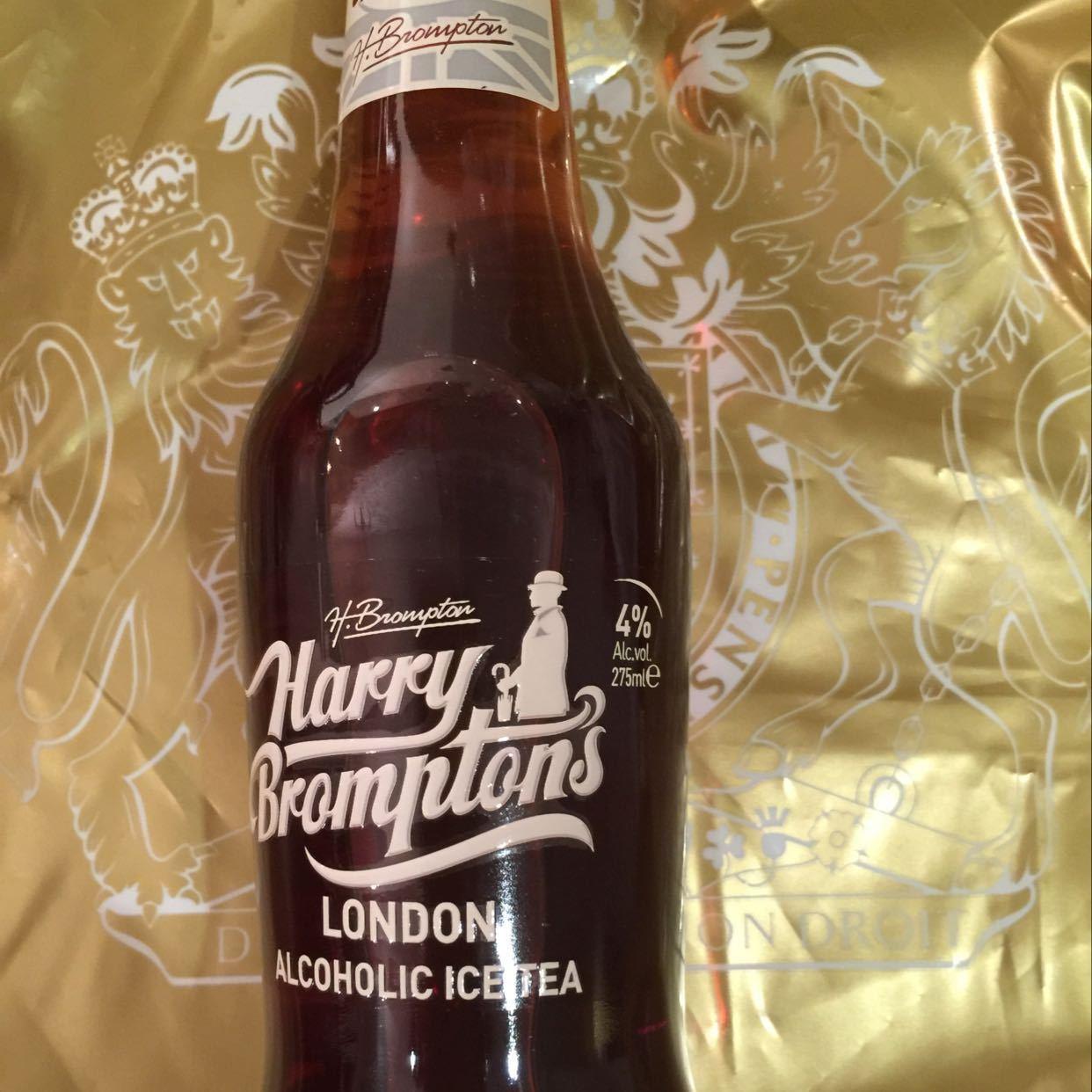 Harry Bromptons Alcoholic Ice Tea