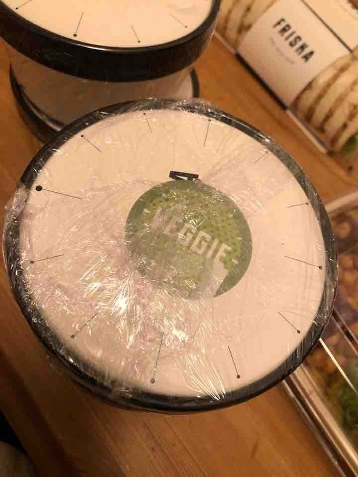 Friska large veggie soup