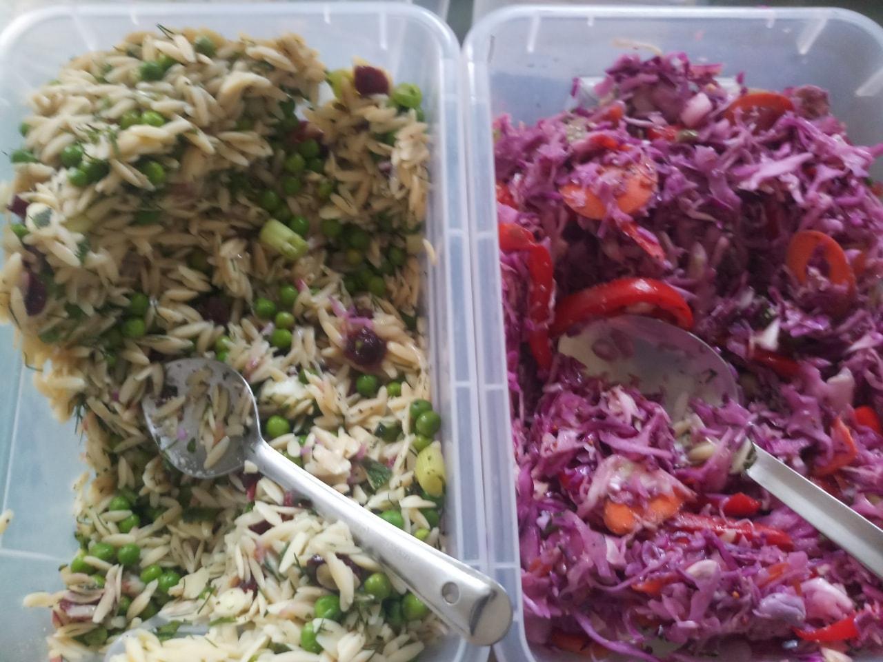 Planet kuku - Salad