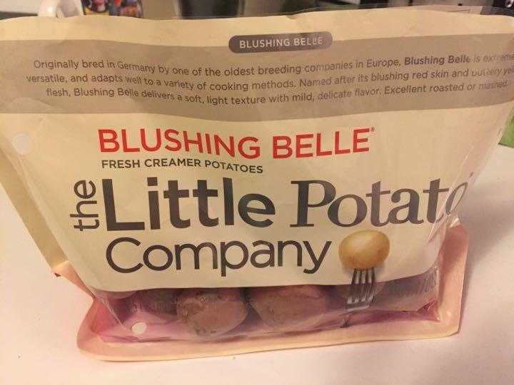 Little Potatoes 1/2 bag left