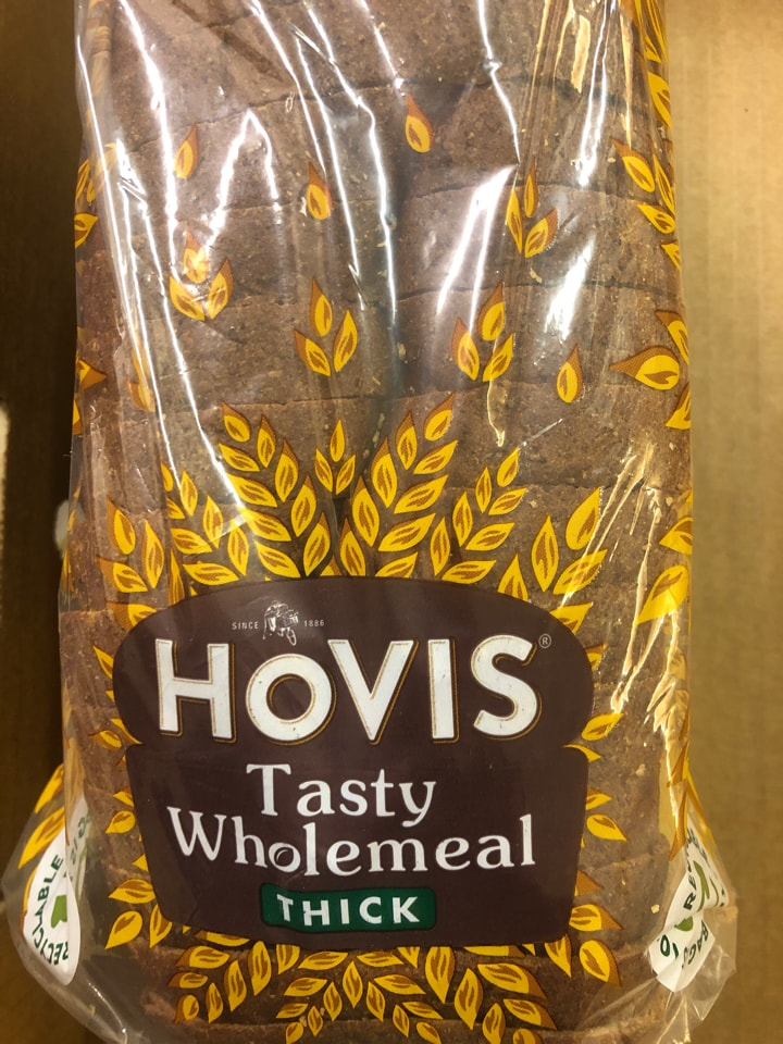 Hovis Thick Wholemeal