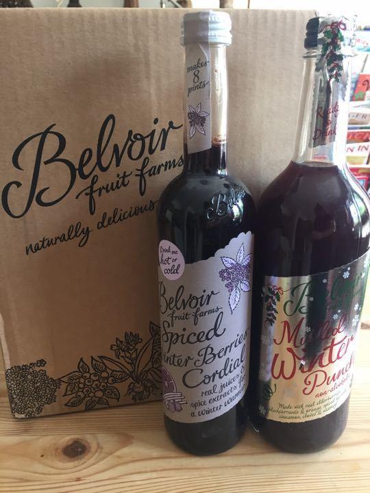 Belvoir drinks