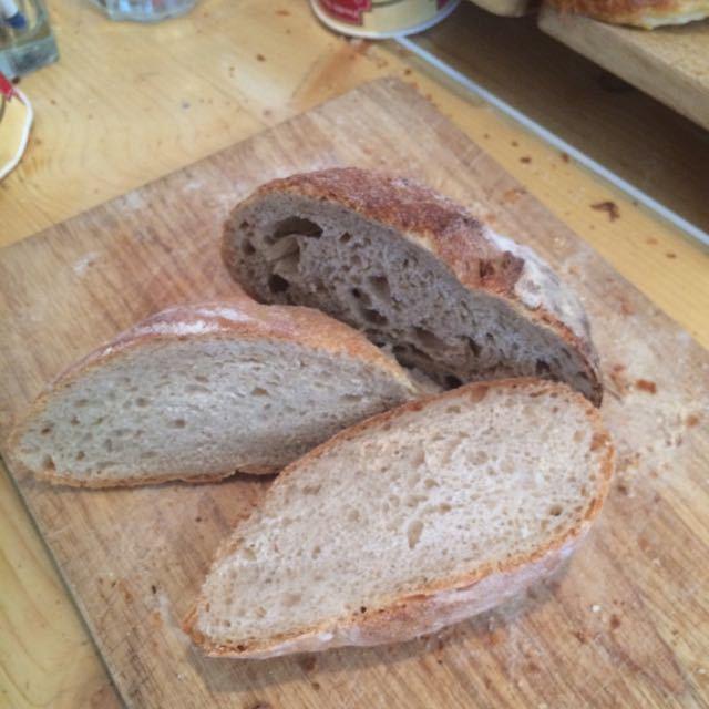 Sourdough Bread ends