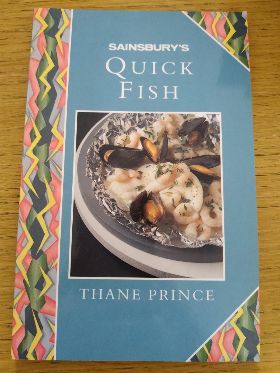 Cookbook - Quick fish