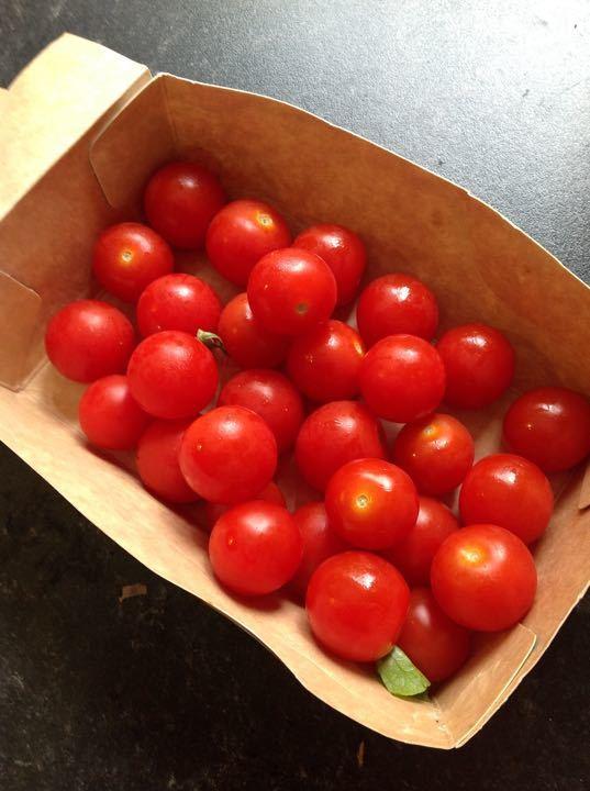 Bag of tomatoes