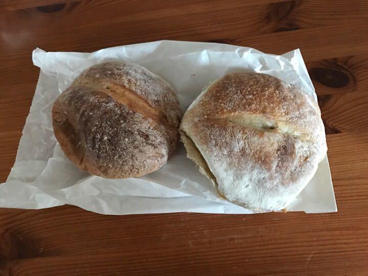 Breads x 9