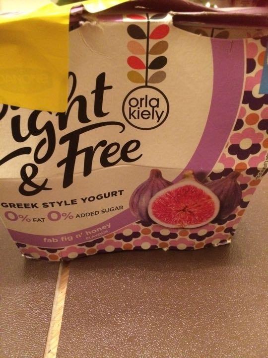 Yogurts - collect by 10pm