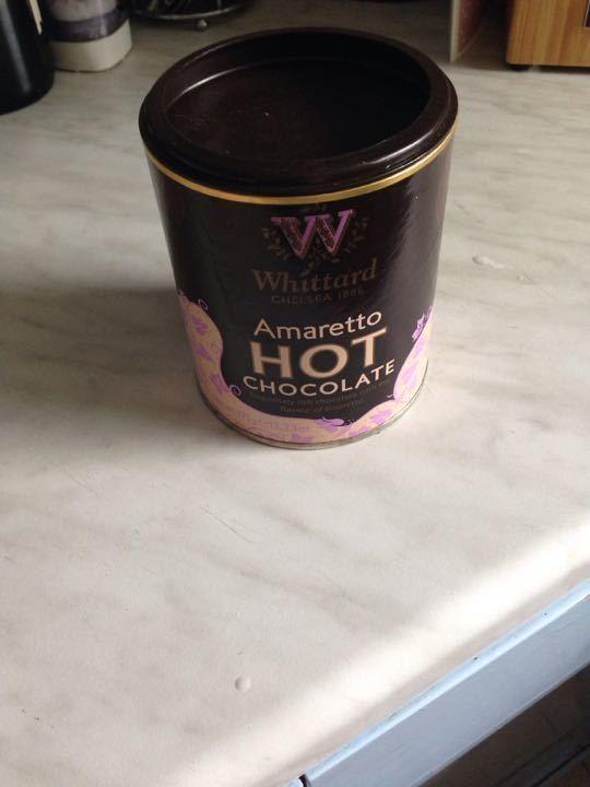 Whittards Amaretto Hot Chocolate