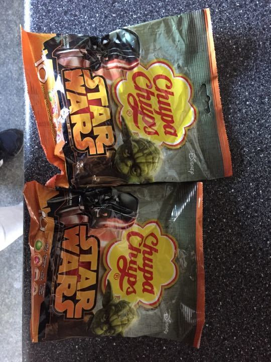 Must go today - 2 bags of chupa chups lollies