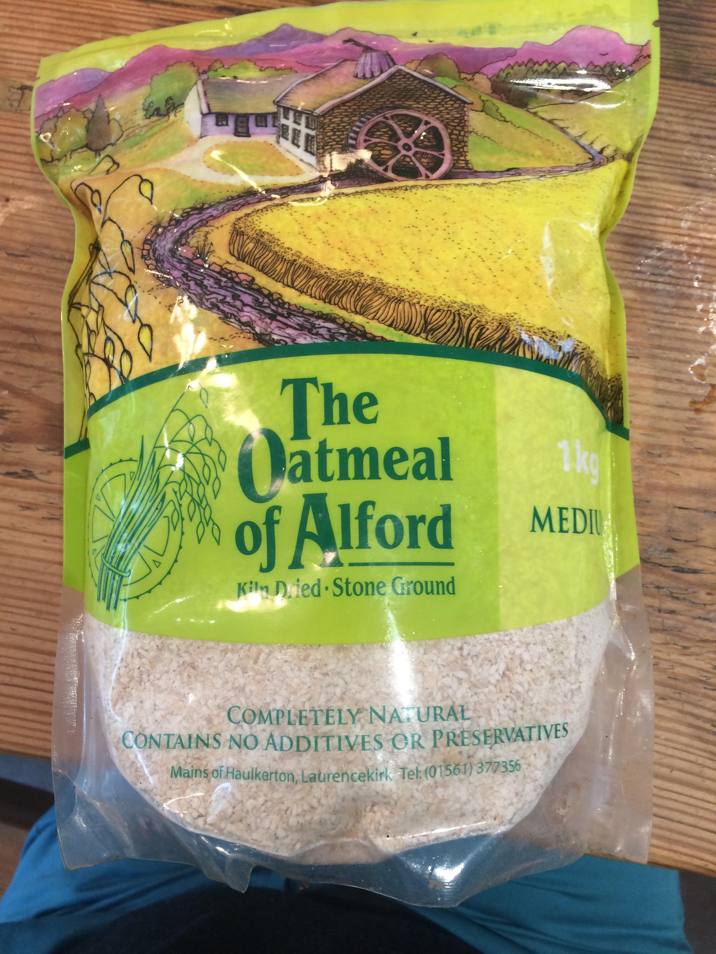 Oatmeal/porridge- 1kg