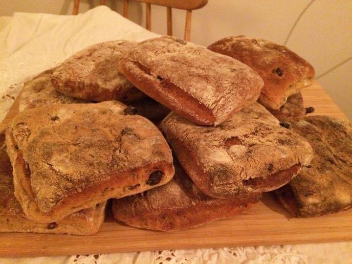 FREE artisan bread for sandwich