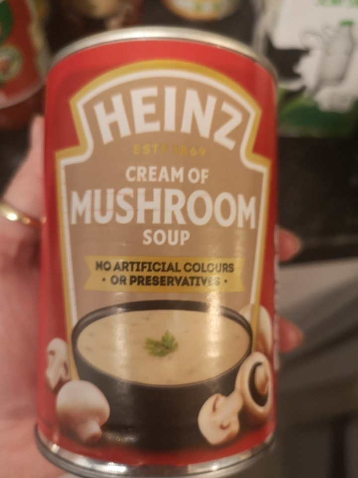 Mushroom soup/ march 2022